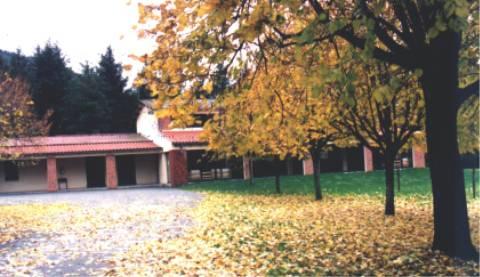 Le Domaine du Thoré en automne
