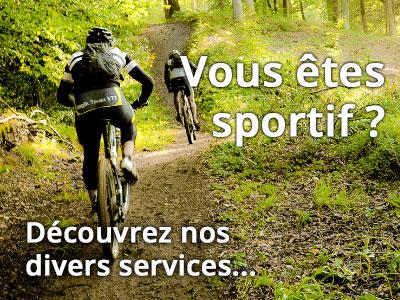 Push Sport Domaine du Thoré